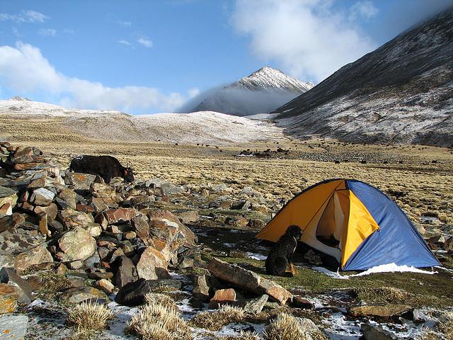 trekking i Tibet