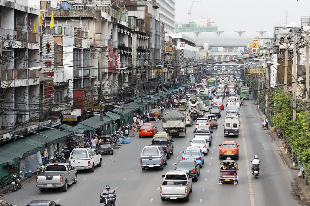 Steder i Thailand | Culture Adventure
