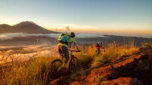 trekking, rafting og mountainbiking på Bali