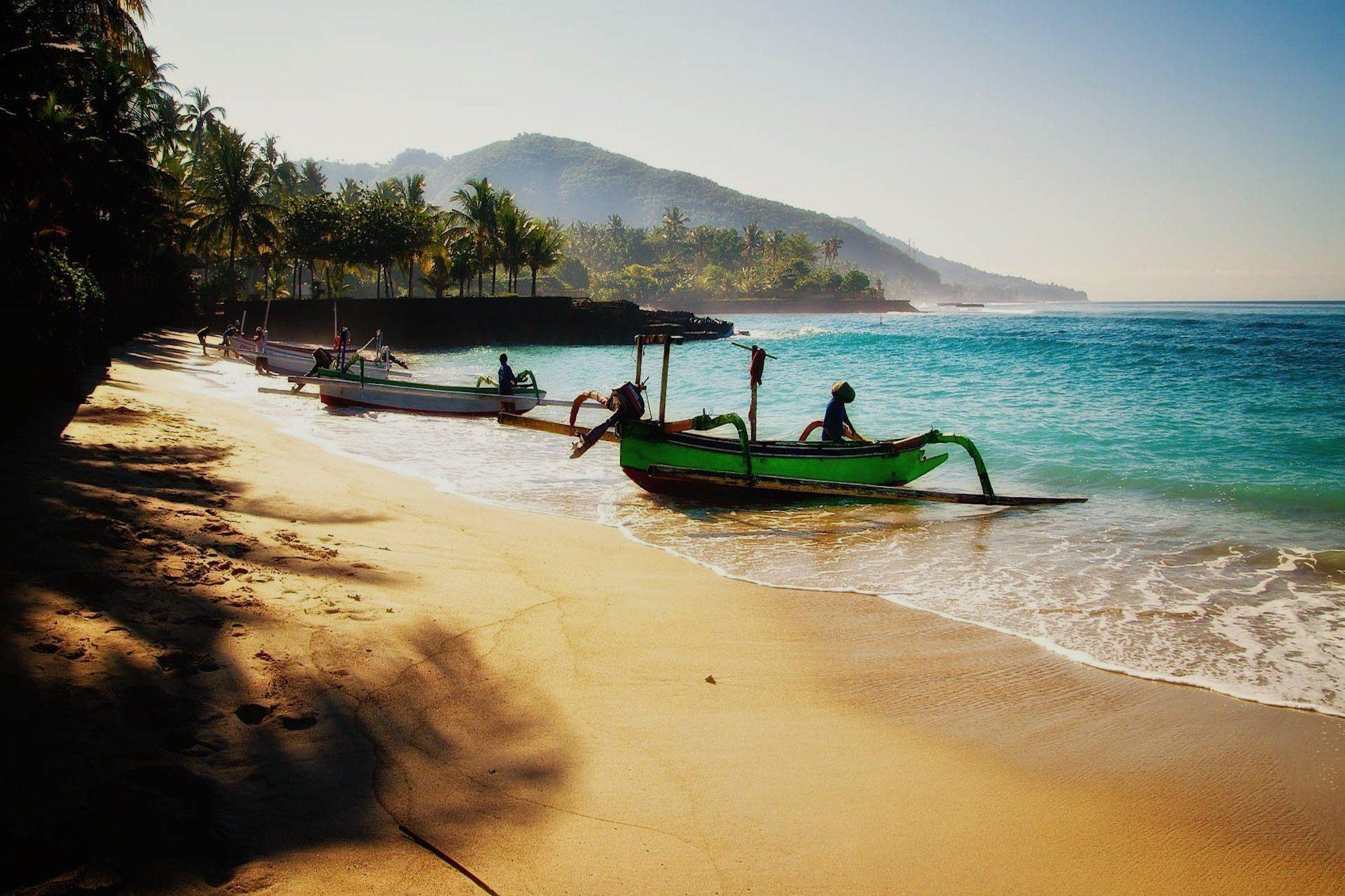 Det klassiske Bali eventyr
