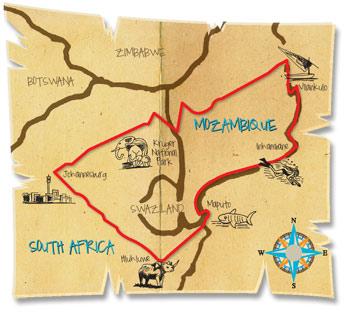 14 dage mozambique