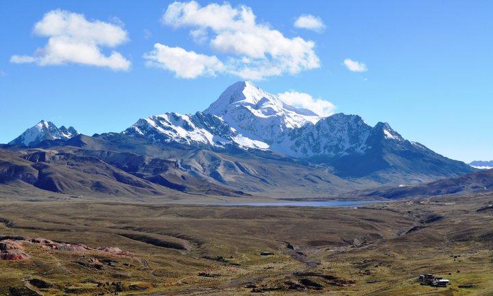 Huayna Potosi  6088m - Bolivia