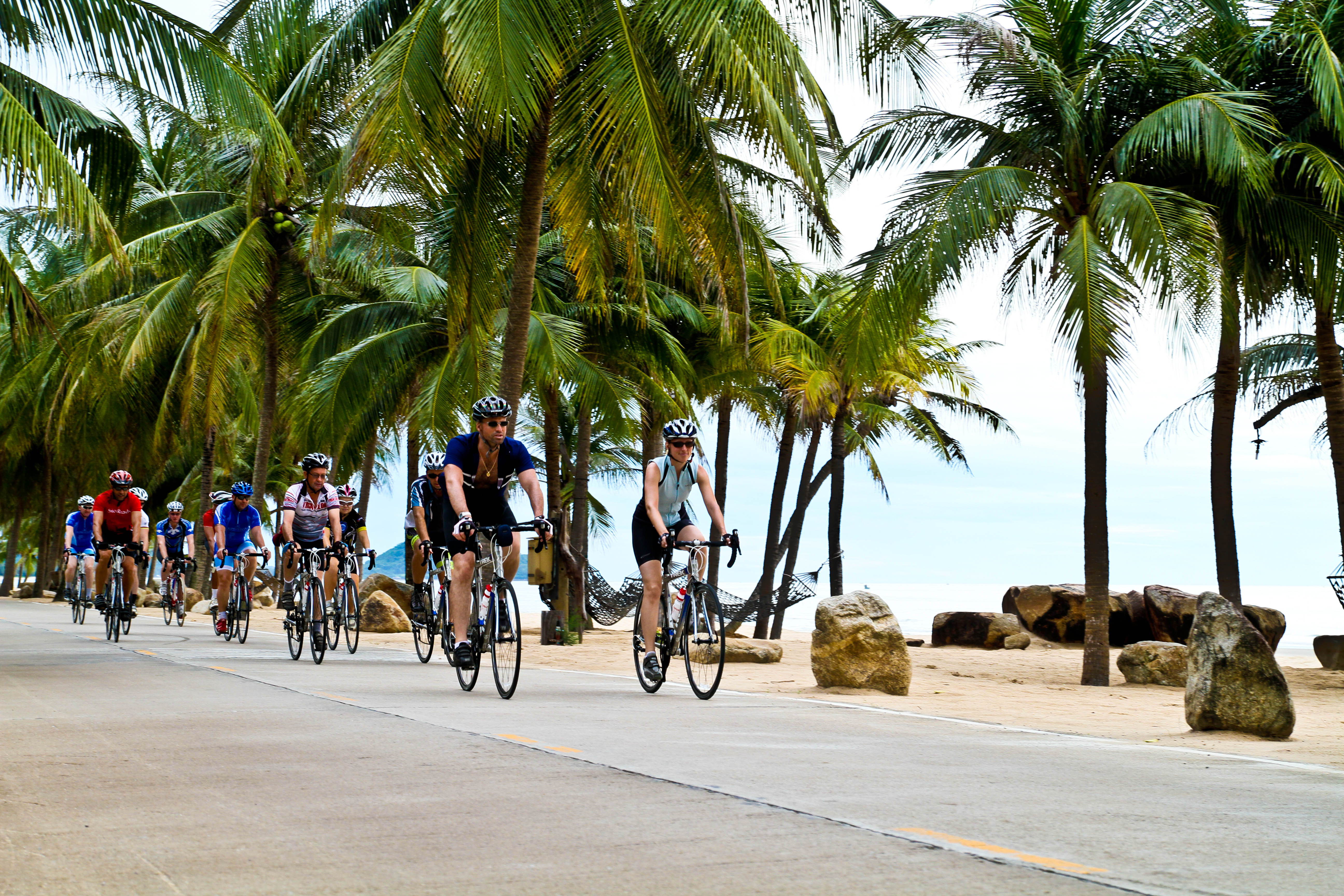 Cykelferie i Thailand