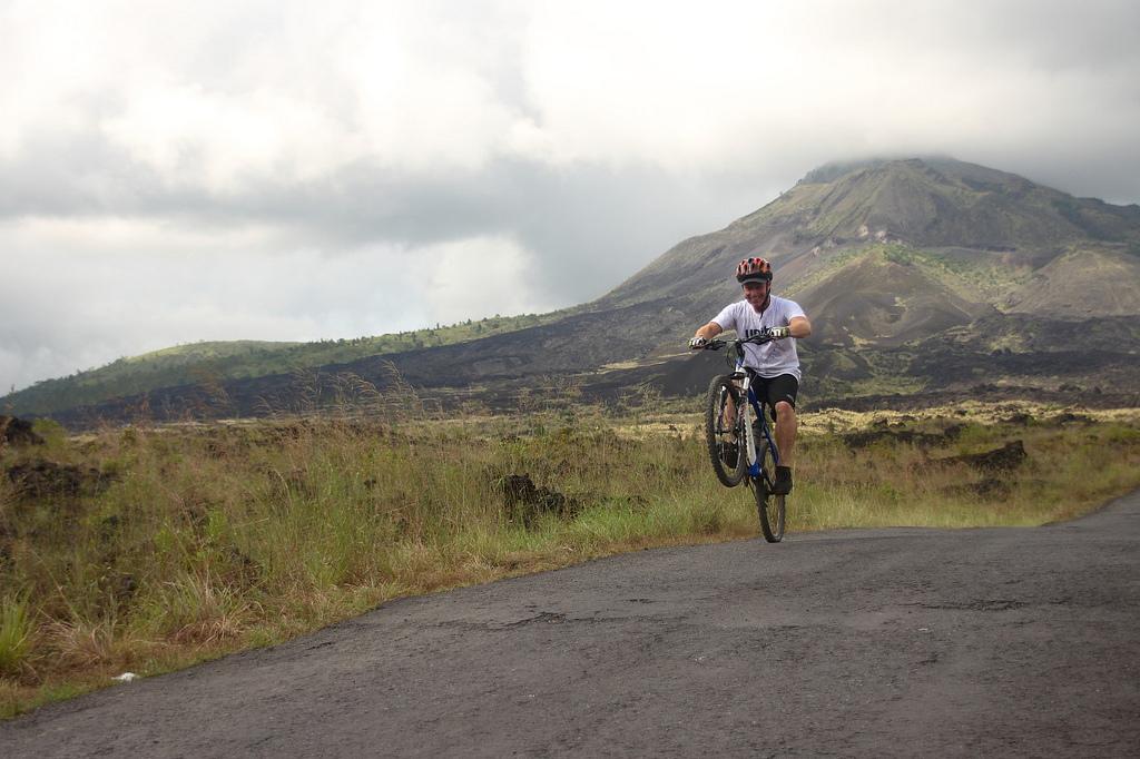 14 Dage – Mountainbike eventyr og badeferie på Bali, fra dkk 17795,-