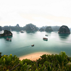 Tag på opdagelse i Vietnam