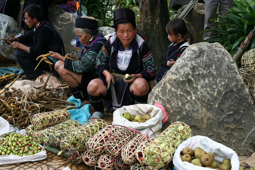 black hmong i lao cai