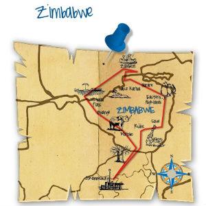 16 dage Zimbabwe