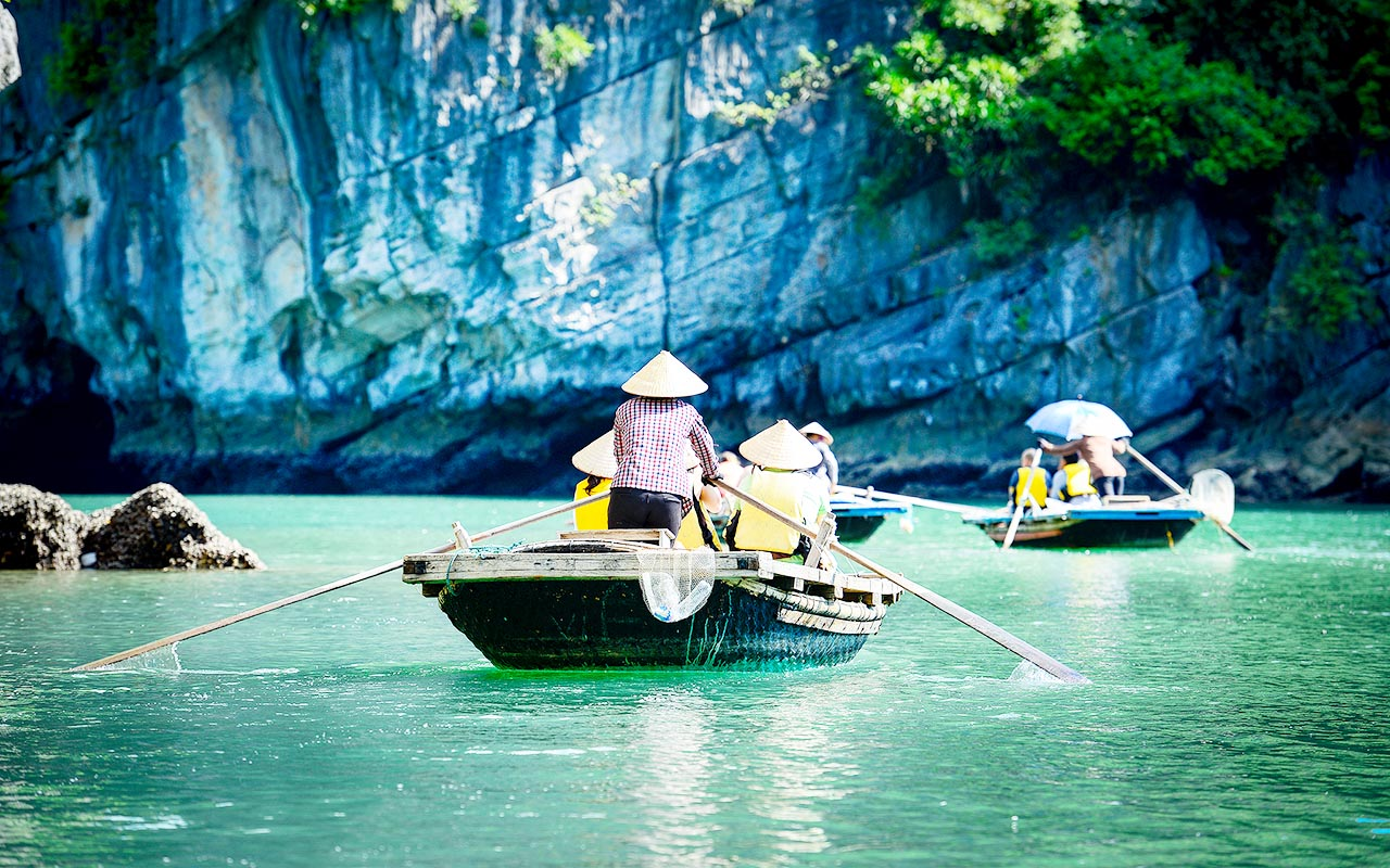 Den billige Vietnam rundrejse