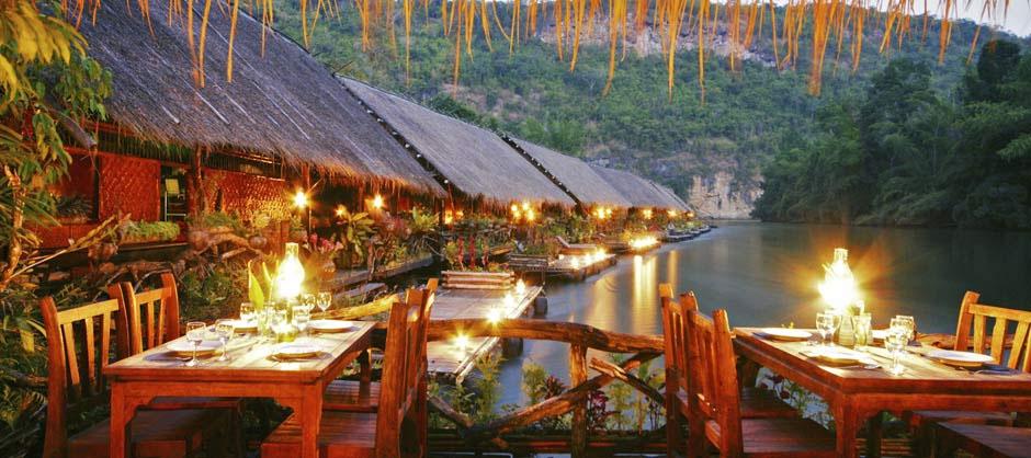 Jungle Rafts